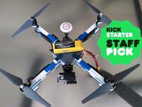 LEGO® Brick Drone Frame