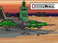 Convoy - A tactical roguelike-like