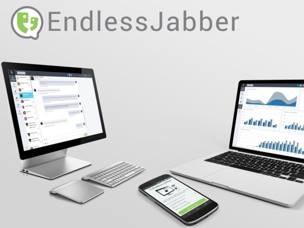Fund the growth of EndlessJabber, an Android SMS app's video poster