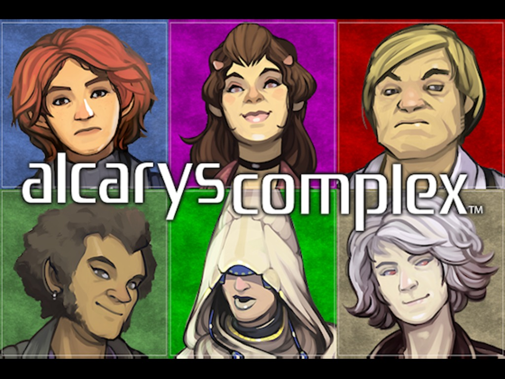 Alcarys Complex - Story-Driven Action RPG's video poster