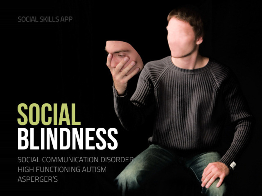 Social Blindness App for Asperger's and Autism's video poster