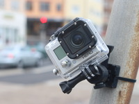 Spinmount. Capture Any Angle With Your GoPro.