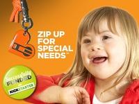 Zip Up For Special Needs