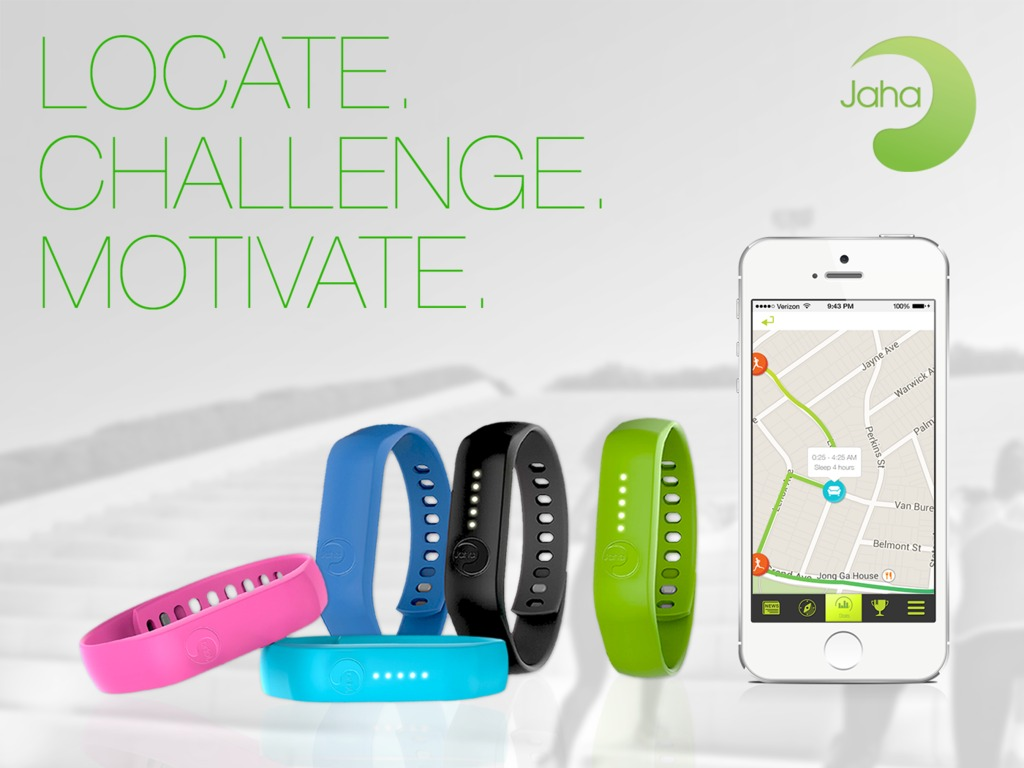 Jaha: The Most Affordable Fitness Band That Motivates You's video poster