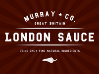 London Sauce - a new sauce using a 106-year-old receipe.
