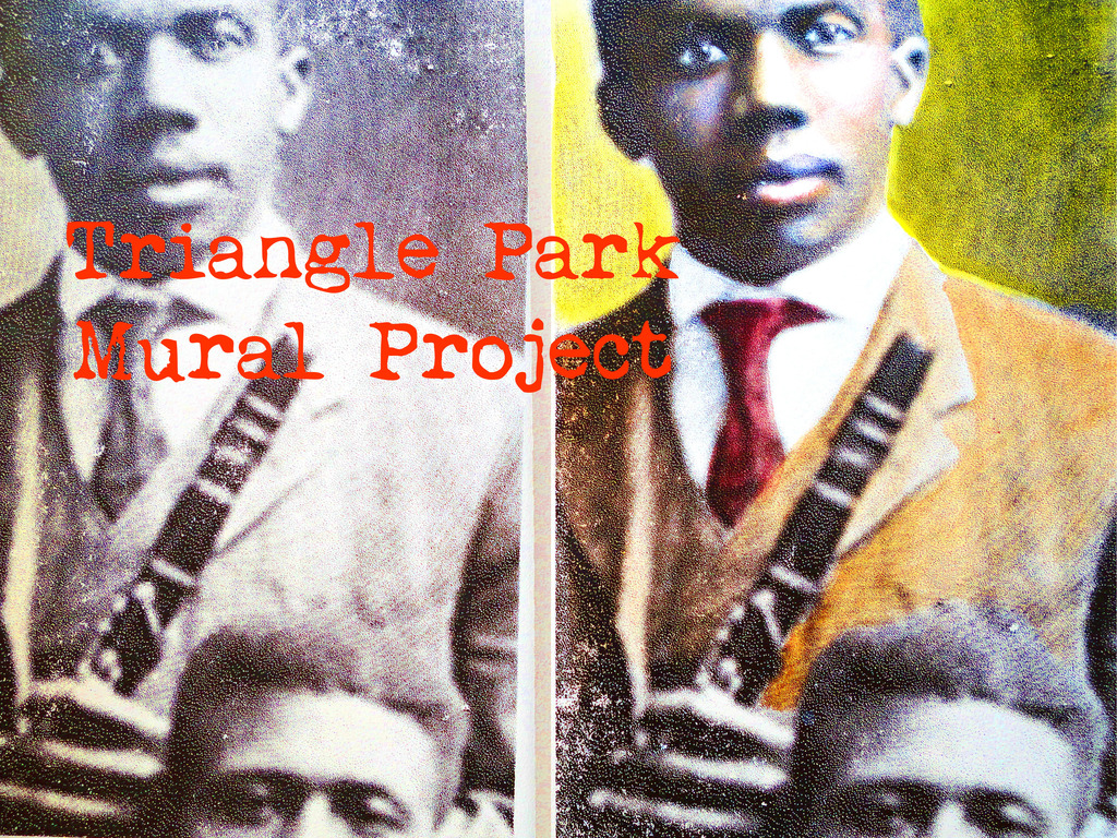 Triangle Park Mural Project's video poster