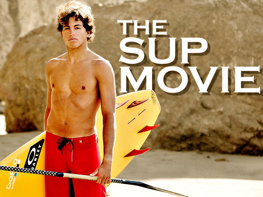 The SUP Movie's video poster