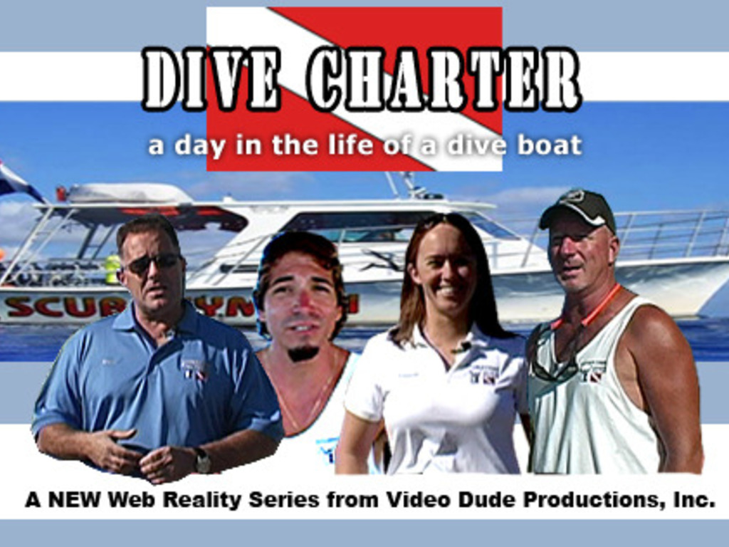 Dive Charter: A Day in the Life of a Dive Boat's video poster