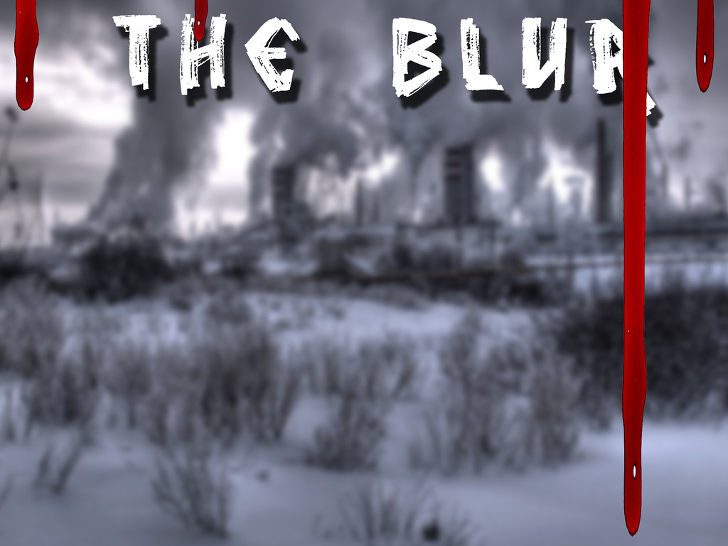 The Blur's video poster