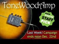 ToneWoodAmp For Acoustic Guitars