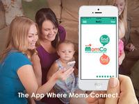 The MomCo App