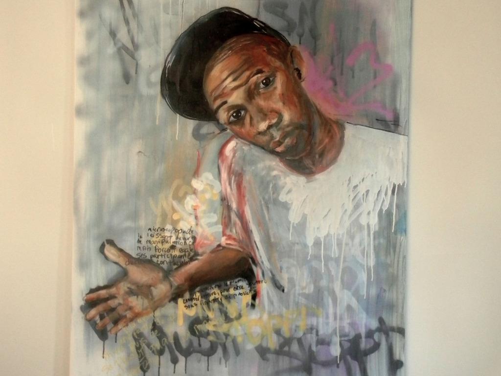 Urban/Graffiti style Portraits's video poster