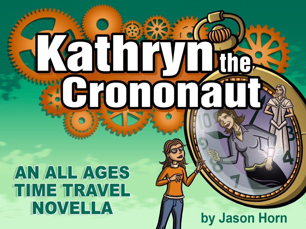 Kathryn the Crononaut's video poster