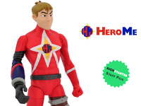 HeroMe: Create the Hero You Want to Be!