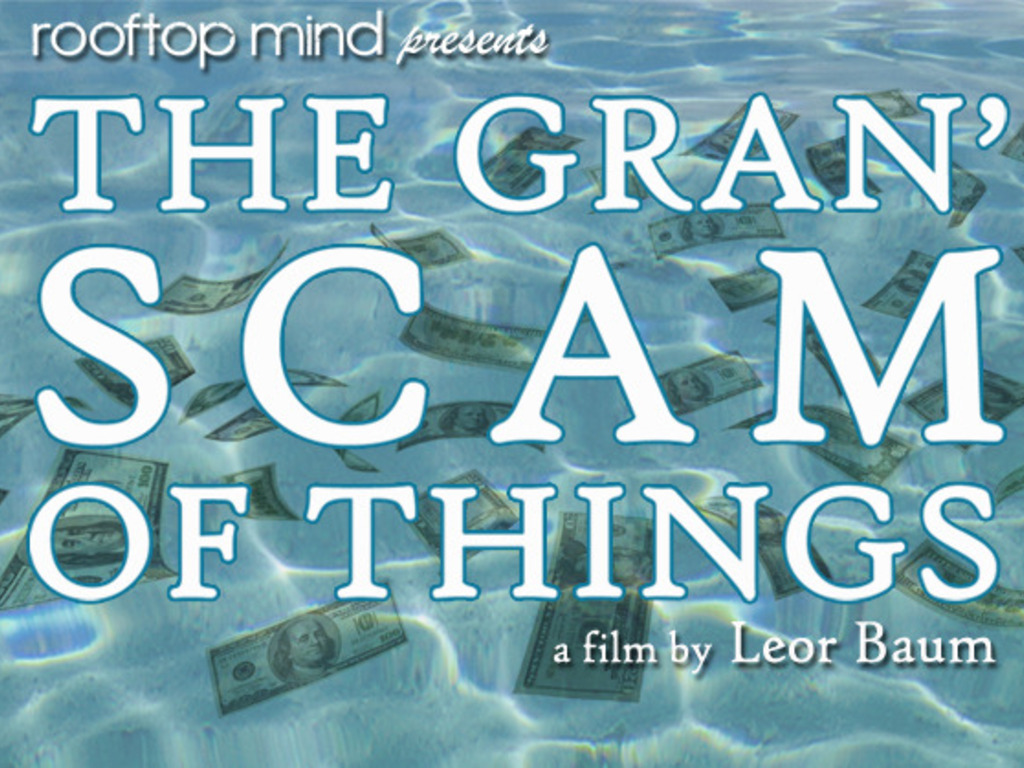 The Gran' Scam of Things's video poster