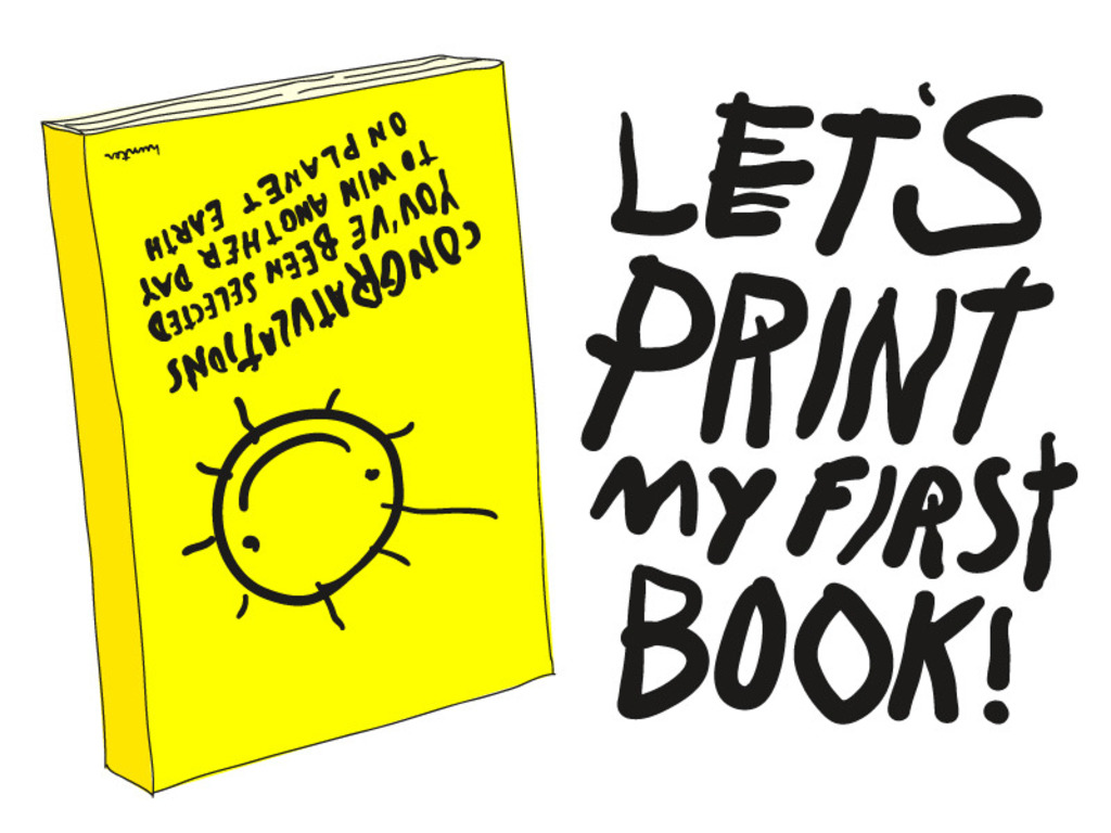 Let's Print My First Book!'s video poster