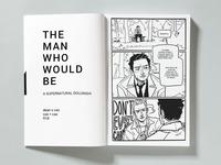 The Man Who Would Be: A Supernatural Doujinshi