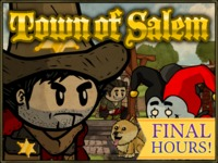 Town of Salem - Mobile, Steam, Localization