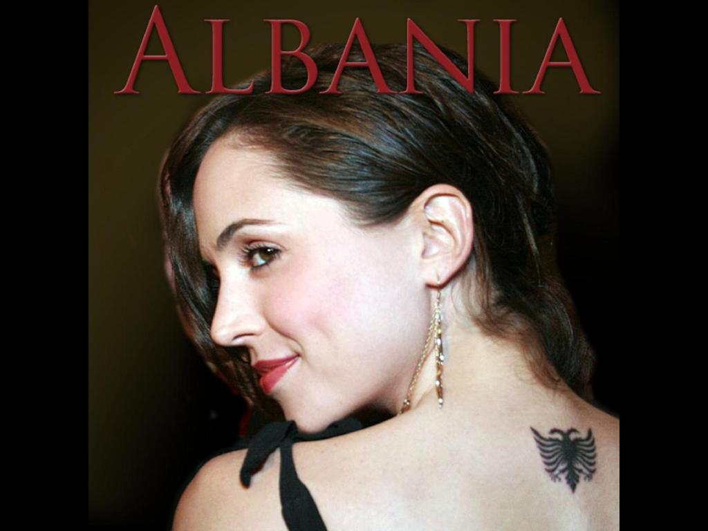 "Eliza Dushku's Untitled ""Albania"" Documentary's video poster"