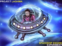 Project Laghima: The Spaceship Engine Experiment