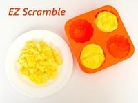 EZ SCRAMBLE- World's first microwave egg scrambler!