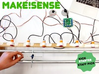 Make!Sense: A Universal Interface For Learning