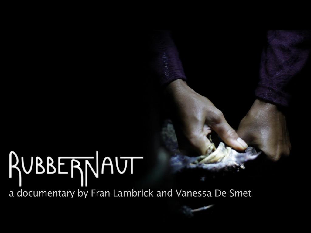 Rubbernaut's video poster