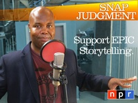 Snap Judgment Season 6: Support EPIC Storytelling