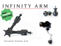 Infinity Arm for GoPro, DSLR, and Professional Cameras