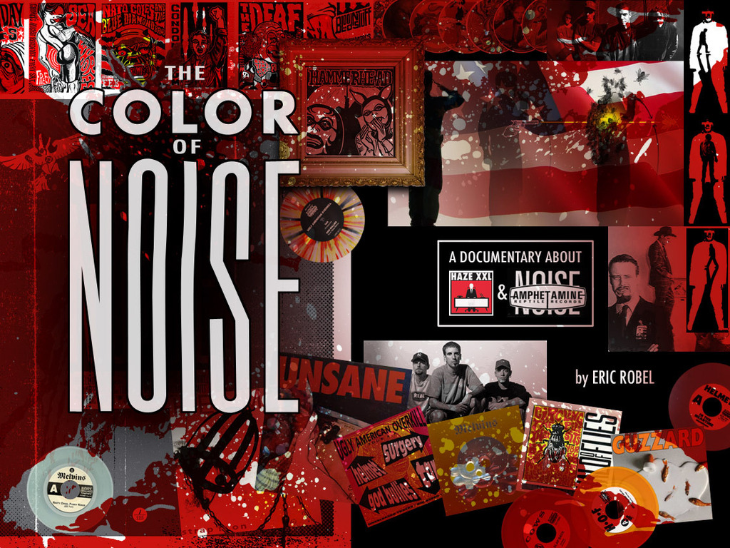The Color of Noise's video poster