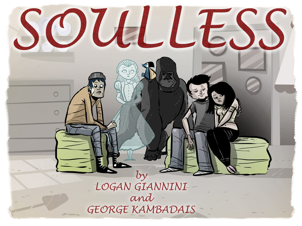Soulless: A journey to find truth, knowledge, and a TV's video poster