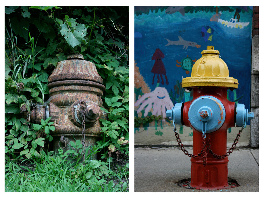 Curbside Guardians, or How I Learned to Really See Fire Hydrants. 's video poster