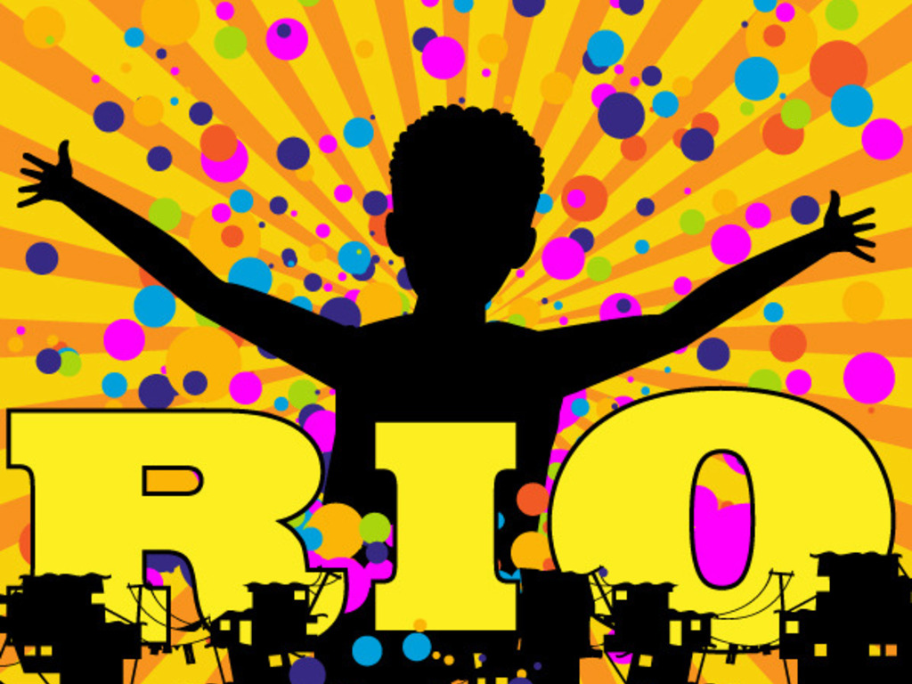 RIO The Musical's video poster