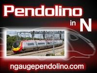 Pendolino - UK N gauge