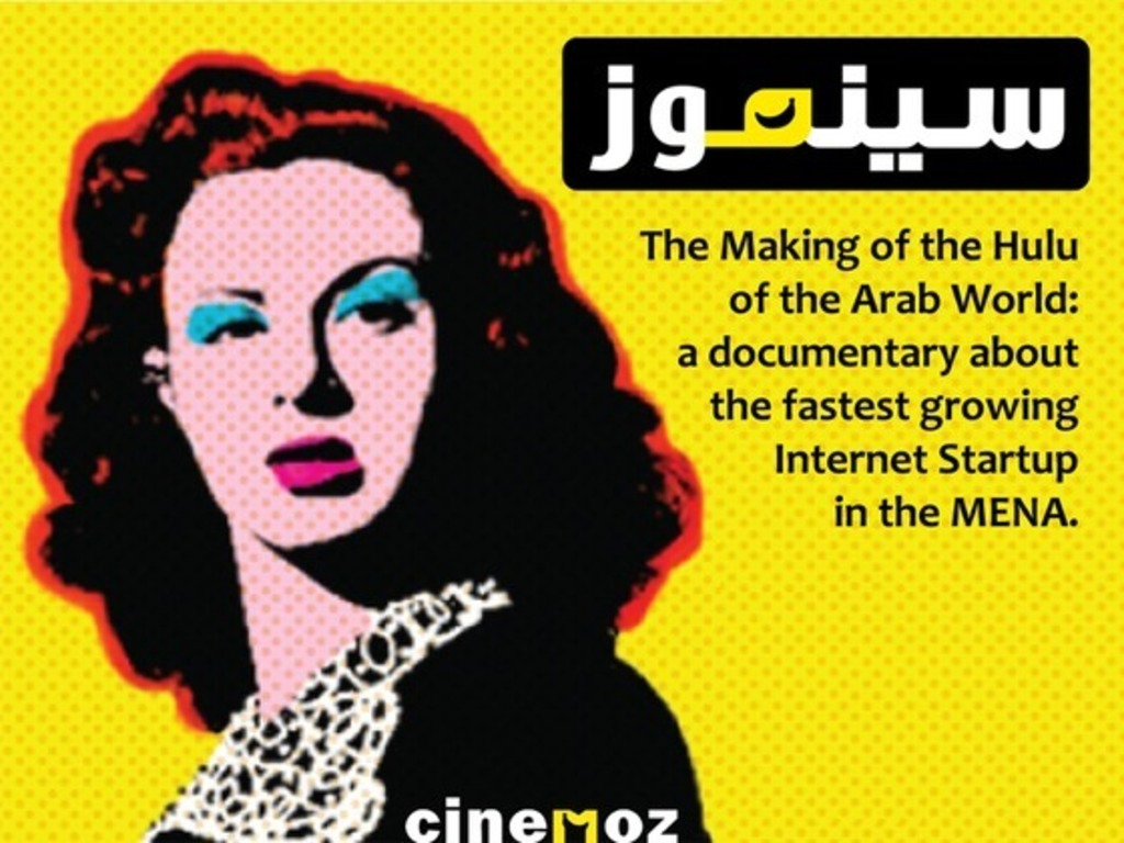 Almoz Famous: Making Of Cinemoz, the Hulu of the Arab World's video poster