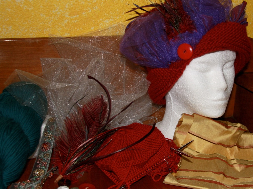 Hat Couture: Millinery Style Hats to Knit's video poster