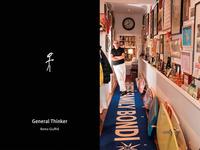 General Thinker   Unique Visual Memoir   Printed, iPad & PDF
