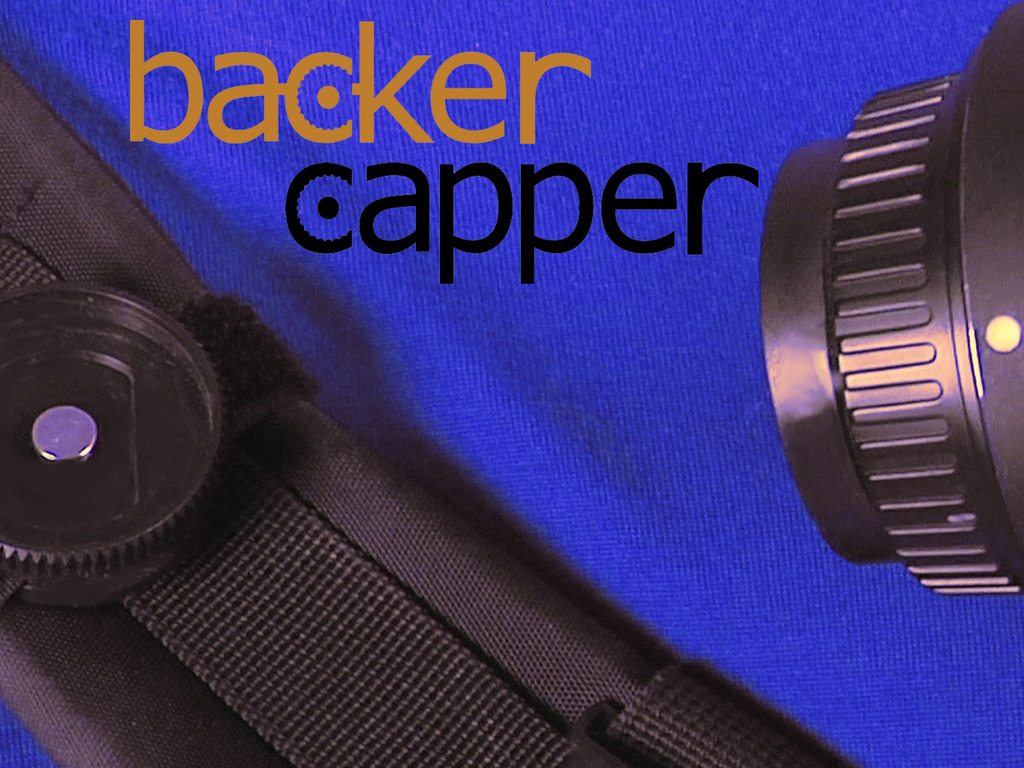 The Backer Capper Lens Swapping System's video poster