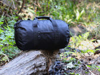 Bomber Barrel Bag