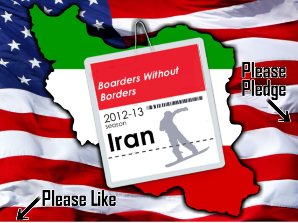 Boarders Without Borders [IRAN]'s video poster