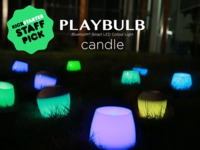 PLAYBULB candle - Color LED Flameless Candle with Mobile App