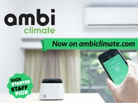 Ambi Climate: The Smart Add-on For Your Air Conditioner