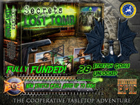 Secrets of the Lost Tomb the Cooperative Adventure Game