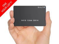 SALT - Keyless entry for your phone
