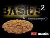 BASIUS 2 - The Deluxe Stamp Pad Terrain Tile & Basing System