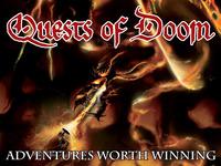 Quests of Doom - Pathfinder and Swords & Wizardry Modules