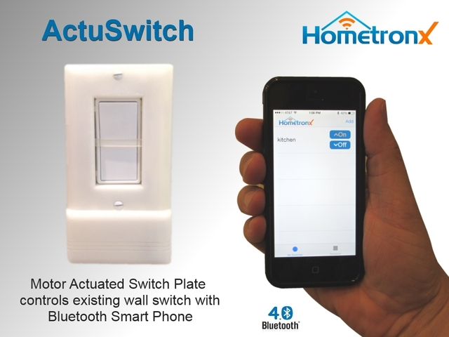 Website:  https://www.kickstarter.com/projects/153915374/bluetooth-remote-controlled-wall- switch-plate