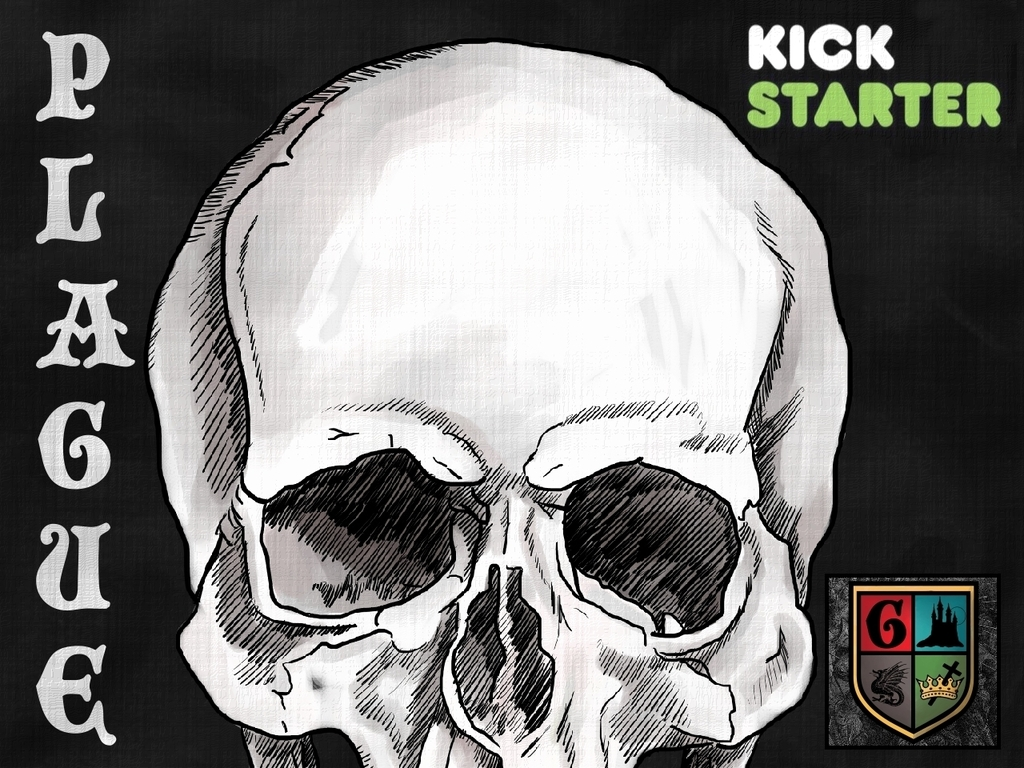PLAGUE the Card Game's video poster