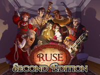 Ruse: A Steampunk Storytelling Card Game