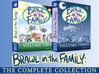Brawl in the Family: The Complete Collection
